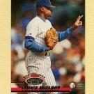 1993 Stadium Club Baseball #472 Chuck McElroy - Chicago Cubs