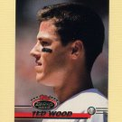 1993 Stadium Club Baseball #455 Ted Wood - San Francisco Giants