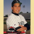 1993 Stadium Club Baseball #454 Andres Galarraga - Colorado Rockies