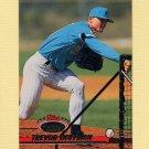 1993 Stadium Club Baseball #451 Trevor Hoffman - Florida Marlins