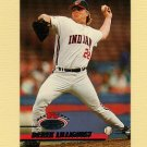 1993 Stadium Club Baseball #441 Derek Lilliquist - Cleveland Indians