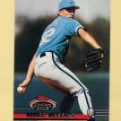 1993 Stadium Club Baseball #437 Mike Myers RC - Florida Marlins