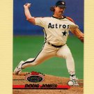1993 Stadium Club Baseball #411 Doug Jones - Houston Astros
