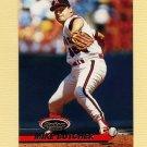 1993 Stadium Club Baseball #407 Mike Butcher - California Angels