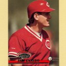 1993 Stadium Club Baseball #390 Tim Costo - Cincinnati Reds