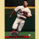 1993 Stadium Club Baseball #385 Ruben Amaro - Philadelphia Phillies