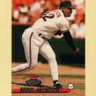 1993 Stadium Club Baseball #373 Mike Jackson - San Francisco Giants
