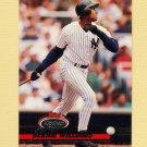 1993 Stadium Club Baseball #364 Bernie Williams - New York Yankees