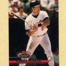 1993 Stadium Club Baseball #345 Chris Hoiles - Baltimore Orioles