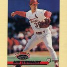 1993 Stadium Club Baseball #341 Bob Tewksbury - St. Louis Cardinals