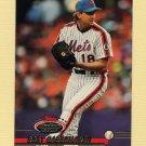 1993 Stadium Club Baseball #335 Bret Saberhagen - New York Mets
