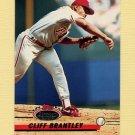 1993 Stadium Club Baseball #253 Cliff Brantley - Philadelphia Phillies