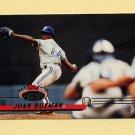1993 Stadium Club Baseball #244 Juan Guzman - Toronto Blue Jays