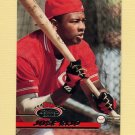 1993 Stadium Club Baseball #233 Jose Rijo - Cincinnati Reds