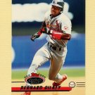1993 Stadium Club Baseball #230 Bernard Gilkey - St. Louis Cardinals