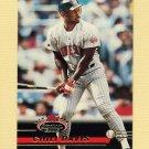 1993 Stadium Club Baseball #222 Chili Davis - Minnesota Twins