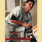 1993 Stadium Club Baseball #221 Carlton Fisk - Chicago White Sox