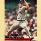 1993 Stadium Club Baseball #193 Roger Pavlik - Texas Rangers