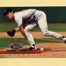 1993 Stadium Club Baseball #190 John Smiley - Minnesota Twins