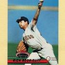 1993 Stadium Club Baseball #137 Rich Rodriguez - San Diego Padres