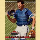 1993 Stadium Club Baseball #090 Ed Sprague - Toronto Blue Jays