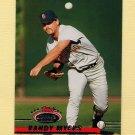1993 Stadium Club Baseball #044 Randy Myers - San Diego Padres