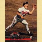 1993 Stadium Club Baseball #014 Tim Hulett - Baltimore Orioles