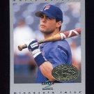 1997 Score Premium Stock Baseball #034 Marty Cordova - Minnesota Twins