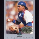 1997 Score Premium Stock Baseball #022 Mike Piazza - Los Angeles Dodgers