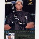 1997 Score Baseball Pitcher Perfect #10 Frank Thomas - Chicago White Sox