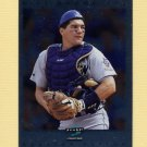1997 Score Baseball Showcase Series #039 Kirt Manwaring - Houston Astros