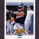 1997 Score Baseball #325 Marvin Benard - San Francisco Giants