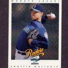 1997 Score Baseball #318 Mac Suzuki - Seattle Mariners