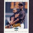 1997 Score Baseball #308 Nerio Rodriguez RC - Baltimore Orioles