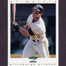 1997 Score Baseball #282 Al Martin - Pittsburgh Pirates