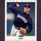 1997 Score Baseball #274 John Burke - Colorado Rockies