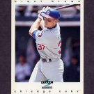 1997 Score Baseball #263 Brant Brown - Chicago Cubs