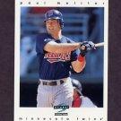 1997 Score Baseball #243 Paul Molitor - Minnesota Twins