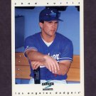 1997 Score Baseball #239 Chad Curtis - Los Angeles Dodgers