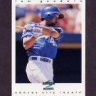 1997 Score Baseball #222 Tom Goodwin - Kansas City Royals