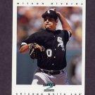 1997 Score Baseball #212 Wilson Alvarez - Chicago White Sox