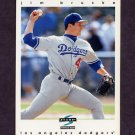 1997 Score Baseball #209 Jim Bruske SP - Los Angeles Dodgers