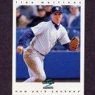 1997 Score Baseball #208 Tino Martinez - New York Yankees
