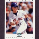 1997 Score Baseball #200 Jeff Frye - Boston Red Sox