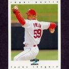 1997 Score Baseball #161 Roger Pavlik - Texas Rangers