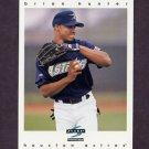 1997 Score Baseball #140 Brian Hunter - Houston Astros