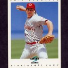 1997 Score Baseball #126 Jeff Brantley - Cincinnati Reds