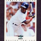 1997 Score Baseball #110 Reggie Jefferson - Boston Red Sox