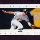 1997 Score Baseball #097 Scott Brosius - Oakland A's