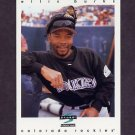 1997 Score Baseball #074 Ellis Burks - Colorado Rockies